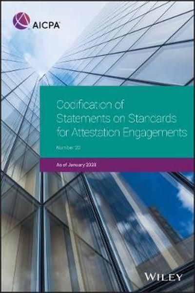 Codification of Statements on Standards for Attestation Engagements - AICPA