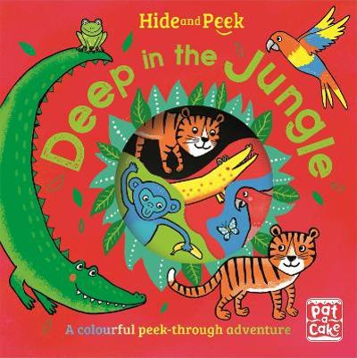 Hide and Peek: Deep in the Jungle - Pat-a-Cake