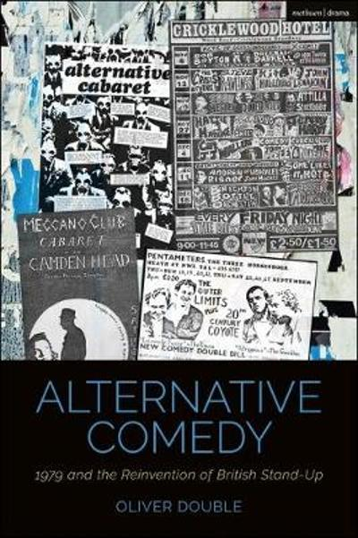 Alternative Comedy - Oliver Double