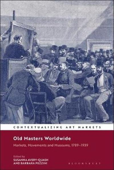 Old Masters Worldwide - Dr Susanna Avery-Quash