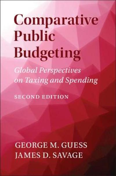 Comparative Public Budgeting - George M. Guess