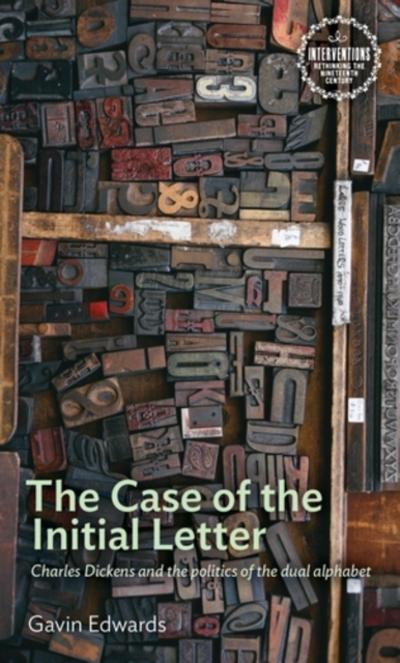 Case of the Initial Letter - Gavin Edwards