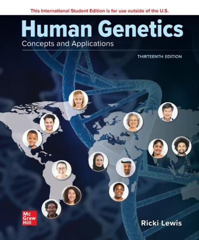 ISE eBook Online Access for Human Genetics - Ricki Lewis