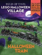Build Up Your LEGO Halloween Village - David Younger