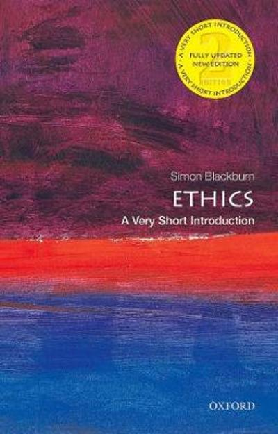 Ethics: A Very Short Introduction - Simon Blackburn