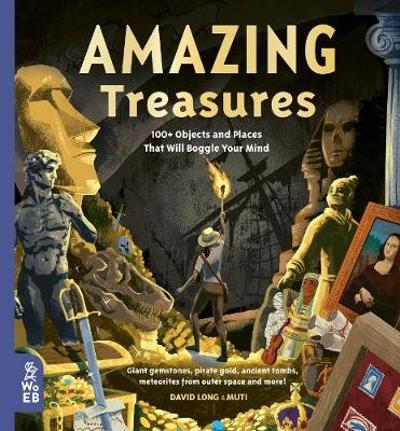 Amazing Treasures - David Long