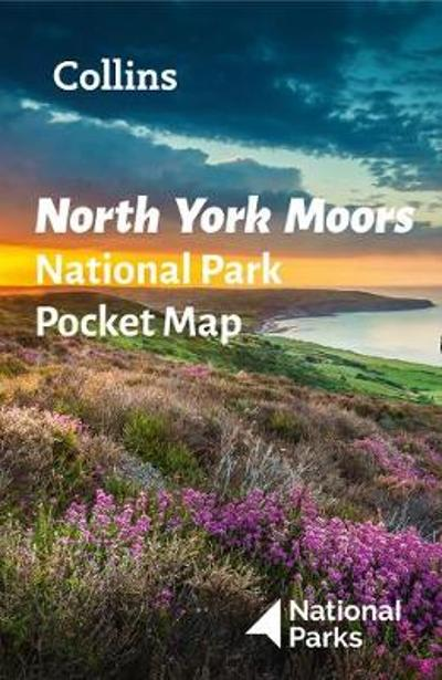 North York Moors National Park Pocket Map - National Parks UK