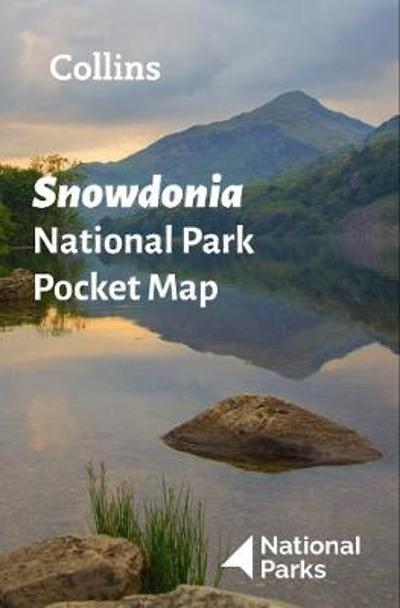 Snowdonia National Park Pocket Map - National Parks UK