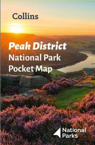Peak District National Park Pocket Map - National Parks UK