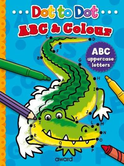 Dot to Dot ABC & Colour - Angela Hewitt