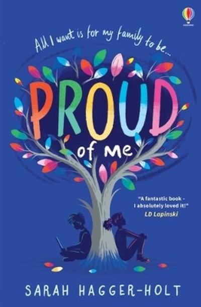 Proud of Me - Sarah Hagger-Holt