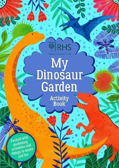 My Dinosaur Garden Activity Book - Emily Hibbs