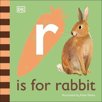 R is for Rabbit - DK
