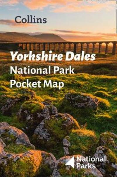 Yorkshire Dales National Park Pocket Map - National Parks UK