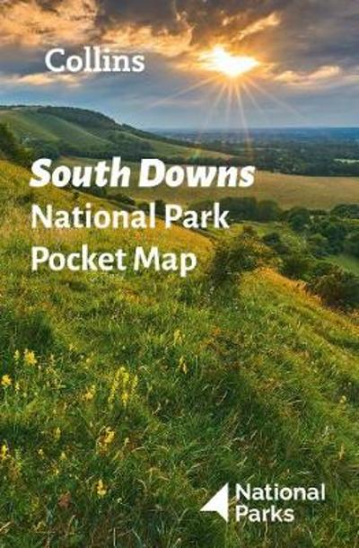 South Downs National Park Pocket Map - National Parks UK