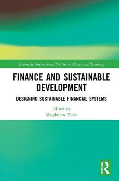 Finance and Sustainable Development - Magdalena Ziolo