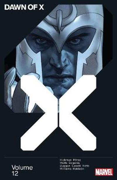 Dawn Of X Vol. 12 - Jonathan Hickman