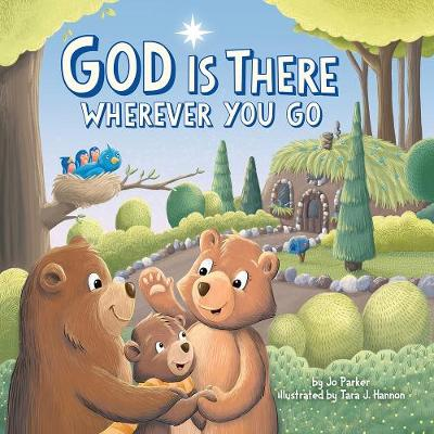 God Is There Wherever You Go - Jo Parker