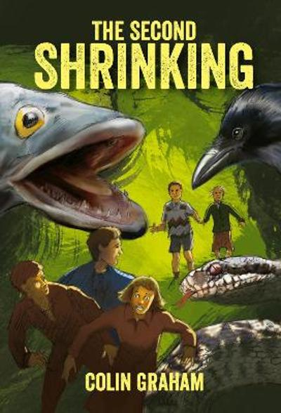 The Second Shrinking - Colin Graham