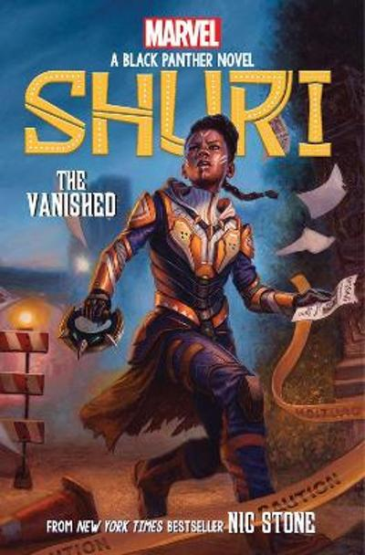 The Vanished (Shuri: A Black Panther Novel #2) - Nic Stone