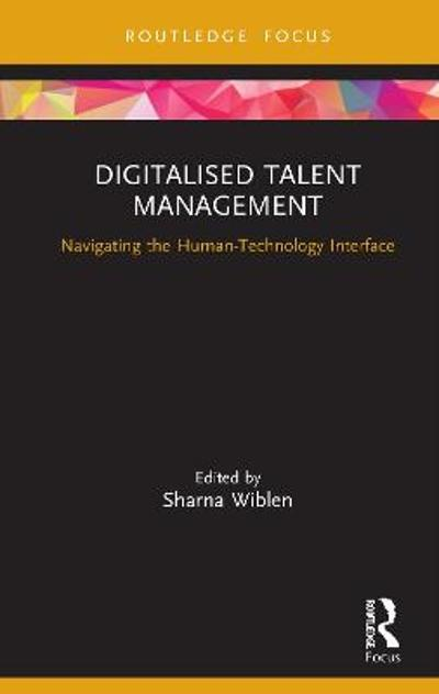 Digitalised Talent Management - Sharna Wiblen