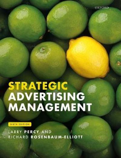 Strategic Advertising Management - Larry Percy