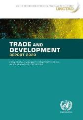 Trade and development report 2020 - United Nations Conference on Trade and Development