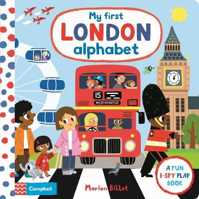 My First London Alphabet - Campbell Books