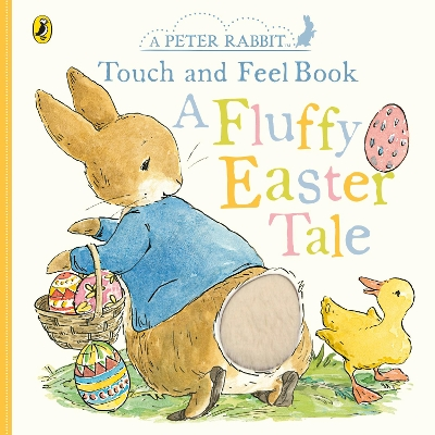 Peter Rabbit A Fluffy Easter Tale - BEATRIX POTTER