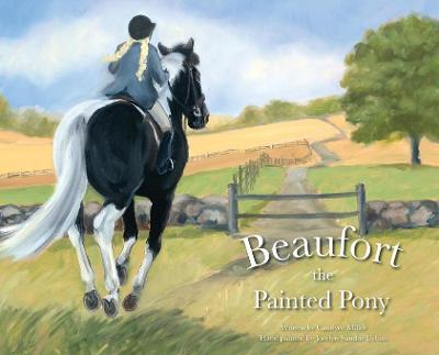 Beaufort the Painted Pony - Candyce Miller