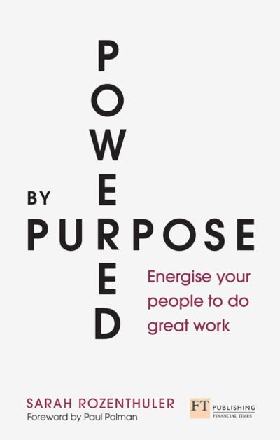 Powered by Purpose - Sarah Rozenthuler