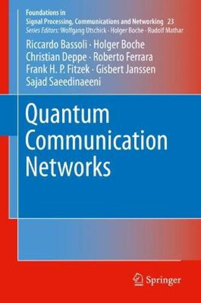 Quantum Communication Networks - Riccardo Bassoli