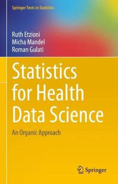 Statistics for Health Data Science - Ruth Etzioni