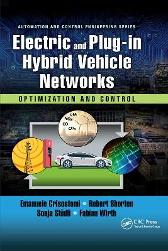 Electric and Plug-in Hybrid Vehicle Networks - Emanuele Crisostomi Robert Shorten Sonja Studli Fabian Wirth