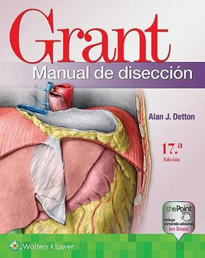 Grant. Manual de diseccion - Alan J. Detton