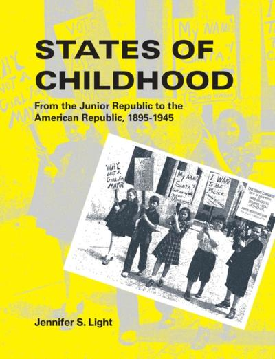 States of Childhood - Jennifer S. Light
