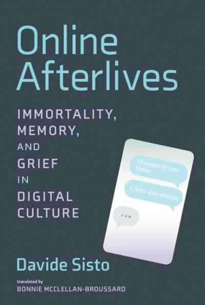 Online Afterlives - Davide Sisto