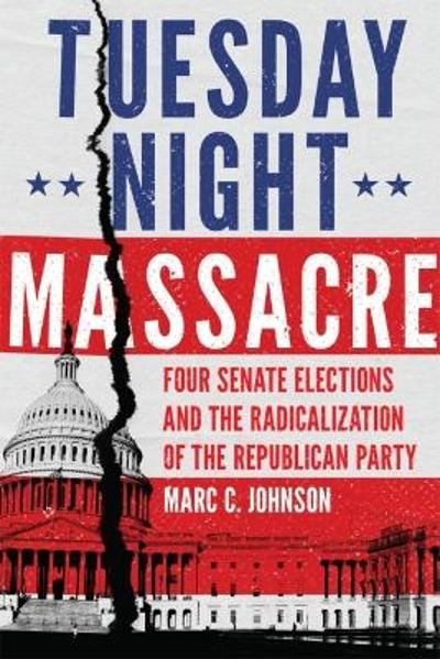 Tuesday Night Massacre - Marc C. Johnson