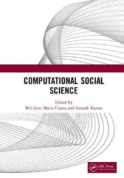 Computational Social Science - Wei Luo