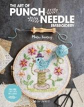 The Art of Punch Needle Embroidery - Marie Suarez