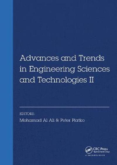Advances and Trends in Engineering Sciences and Technologies II - Mohamad Al Ali
