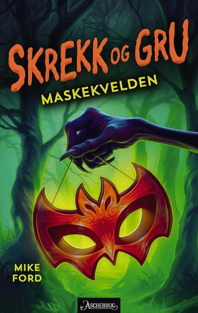 Maskekvelden - Mike Ford