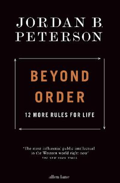 Beyond Order - Jordan B. Peterson