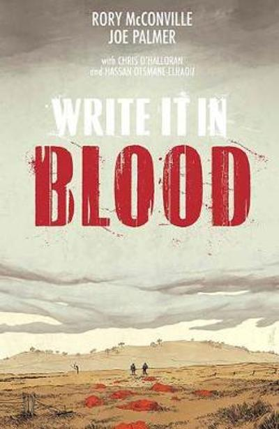 Write It In Blood - Rory McConville