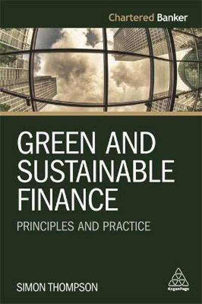 Green and Sustainable Finance - Simon Thompson