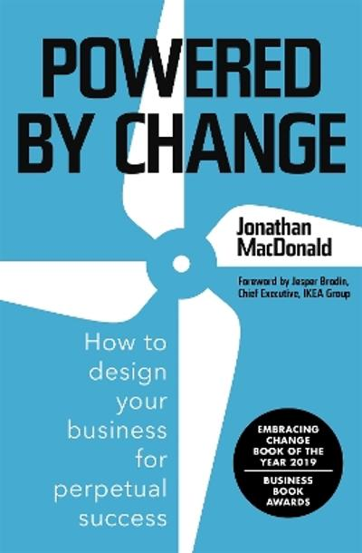 Powered by Change - JONATHAN MACDONALD