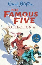 The Famous Five Collection 6 - Enid Blyton