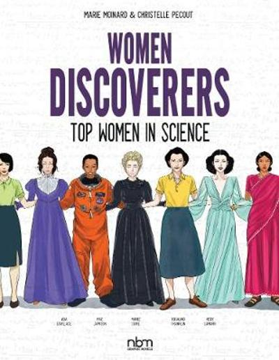 Women Discoverers - Marie Moinard