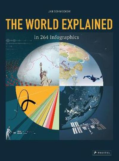 The World Explained in 264 Infographics - Jan Schwochow