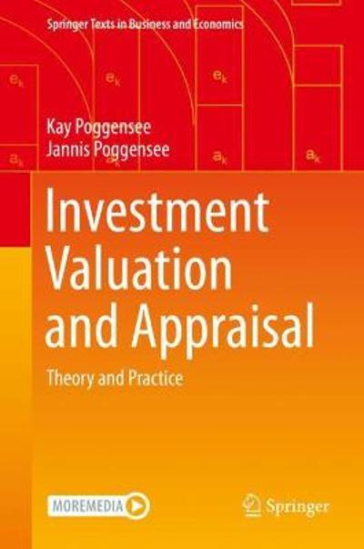 Investment Valuation and Appraisal - Kay Poggensee